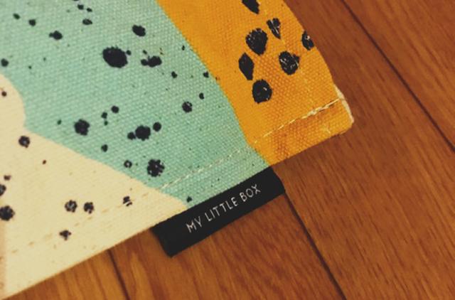 mylittlebox2017年10月「アート」」