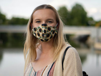 似合うマスク